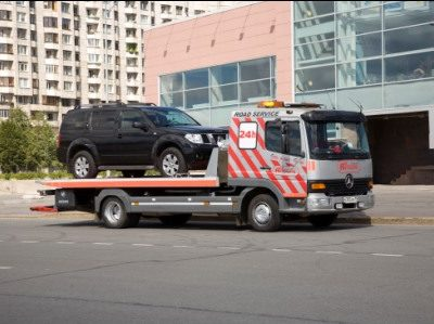 Эвакуатор Автоклуба А24