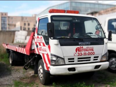 Эвакуация машин с автоклубом А24