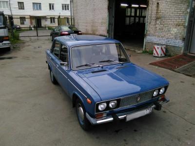 Восстановление советского автомобиля