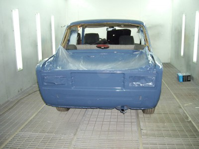 Автоклуб А24 - покраска авто